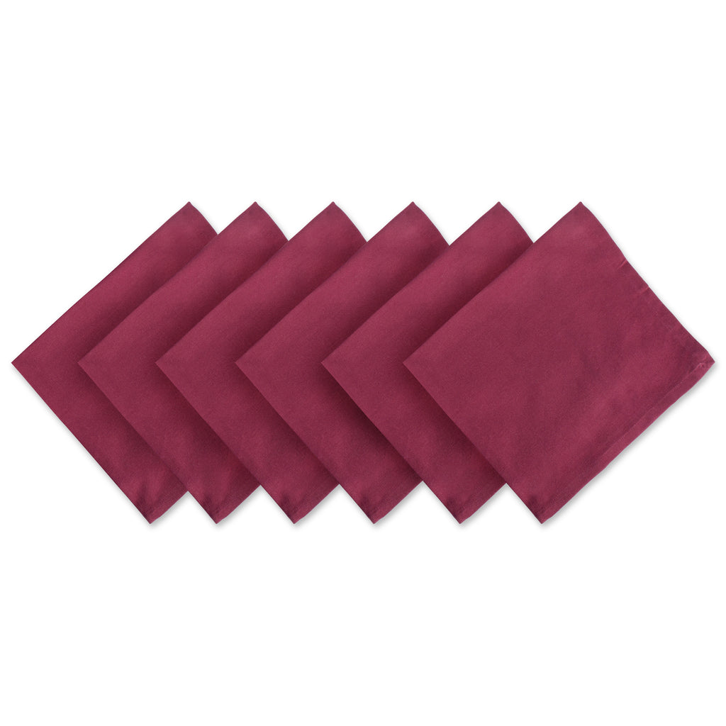 Wine Napkin Set/6