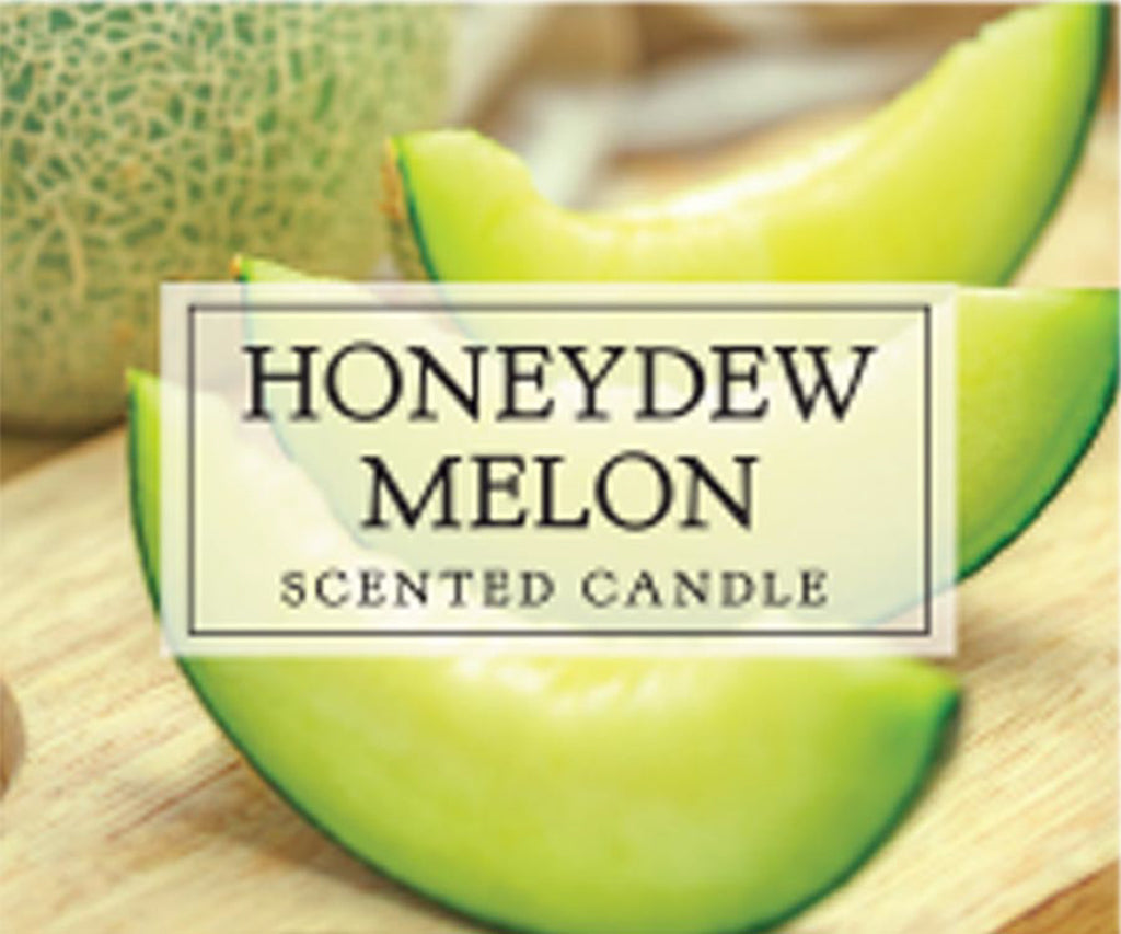 DII Honeydew Melon Candle