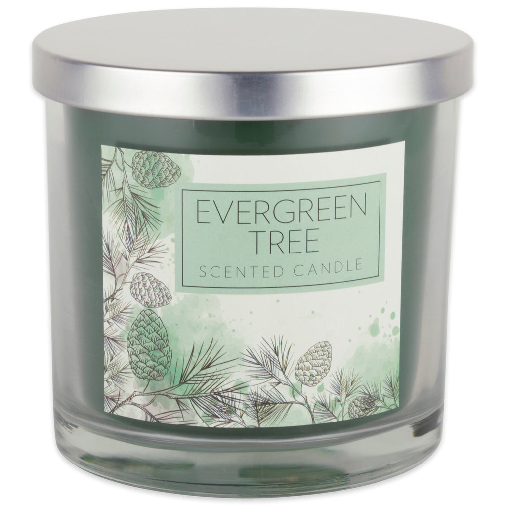 Evergreen Tree Candle