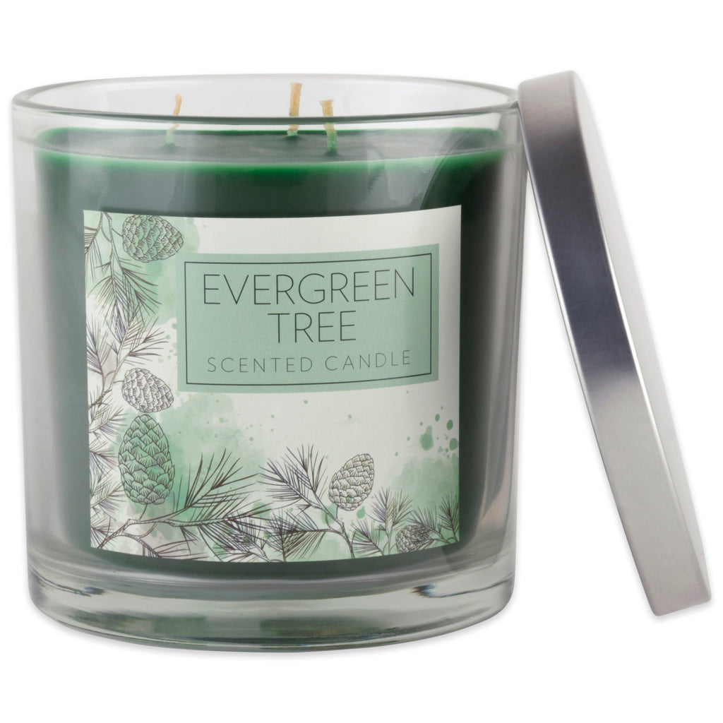 DII Evergreen Tree Candle