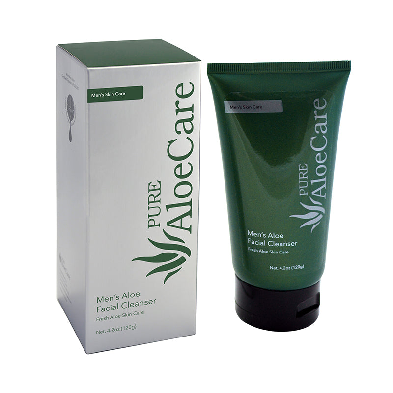 DII Men's Aloe Facial Cleanser