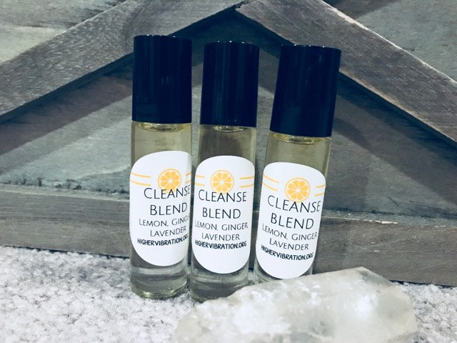 Cleanse Essential Oils Roller