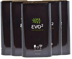 evo² oil - case (6 x liter cans)