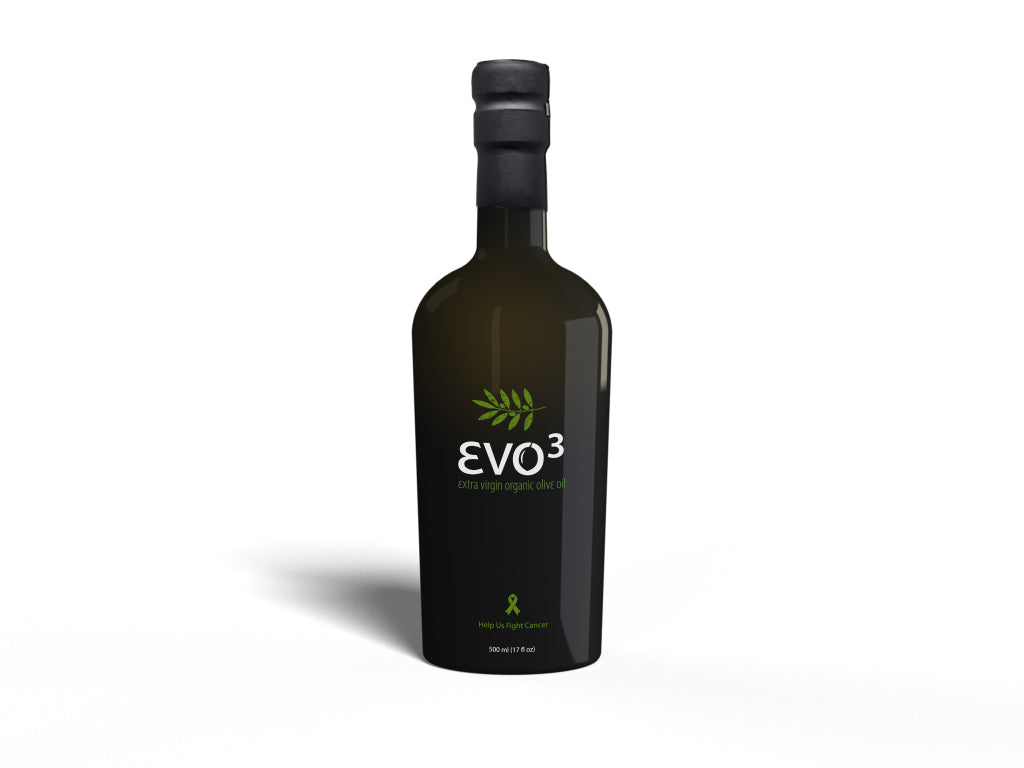 evoᶾ extra virgin organic olive oil (500 ml)