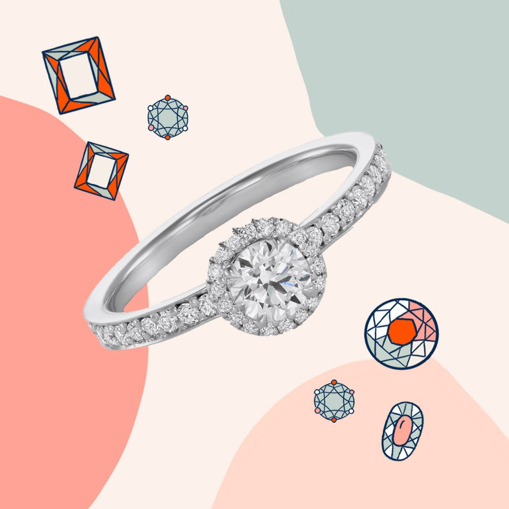 How to Create the Custom Engagement Ring of Your Dreams - Studio Remod was featured @Brit.co