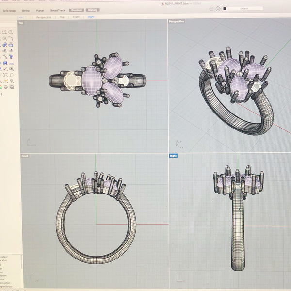 custom jewelry, jewelry redesign