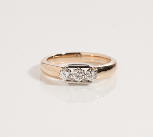 Margo-Diamond ring - 30% remaining