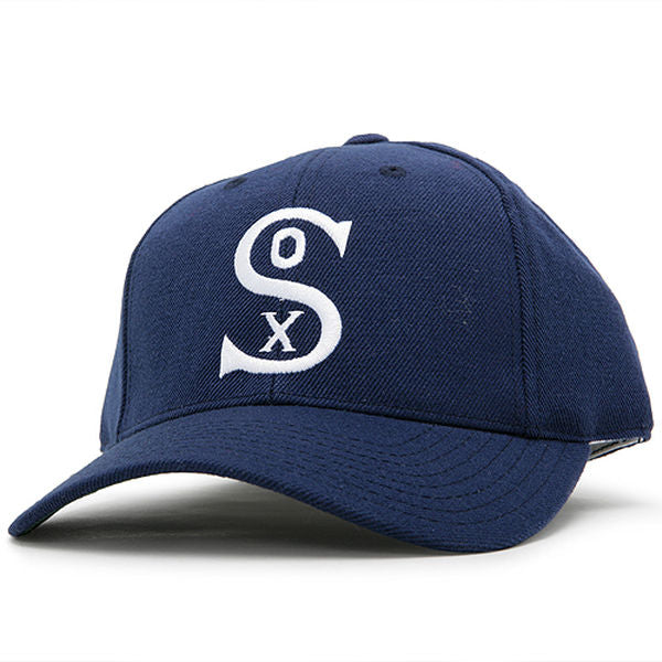 ... Chicago White Sox American Needle 1969-70 Cooperstown Fitted Hat - Royal  ... a7cd31d451d1