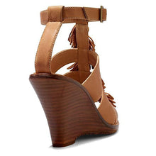 Tommy Bahama Palrinna Wedge Sandals Size 8