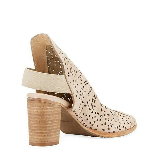 Sheridan Mia 'Paloma' Women's Size 41 10 Laser Cut Leather Sandal