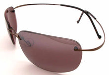 Maui Jim Kapalua 502-02 Titanium with HCL Bronze Lenses Sunglasses