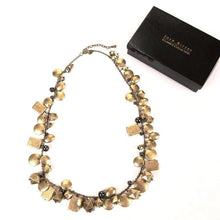 Joan Rivers Classic Collections Gold toned Necklace w Gift Box