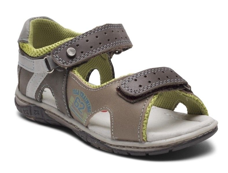 Beeko Bryant Boys Leather Sandals  SZ 9.5