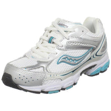 Saucony Grid Ignition Girls Leather Running Shoes Size 12.5 (Little Kid)
