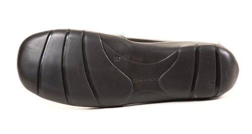 DKNY Women's Black Patent Leather Loafers SZ 6