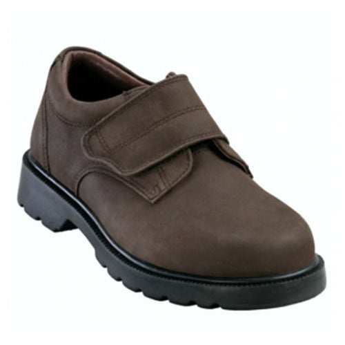JUMPING JACKS Vance Boys Dark Brown Leather School Dress Shoes