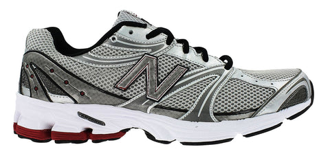 New Balance MR580 Men's Gray Black Red Running Shoes Size 7.5 M