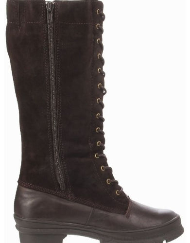 Cougar Portico Women's Brown Leather Warm Waterproof Boots