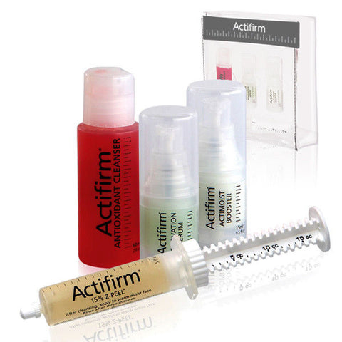 Actifirm Natural Basics (4 piece) 10% Z-Peel Skincare Kit