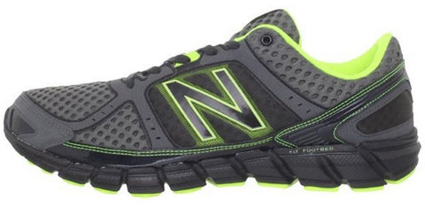 New Balance M750CY1 Men's Gray Lime Running Shoes Size 7 M
