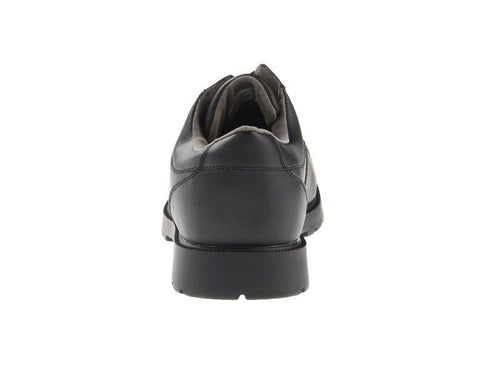Jumping Jacks Tommy Men's Black Leather Shoes