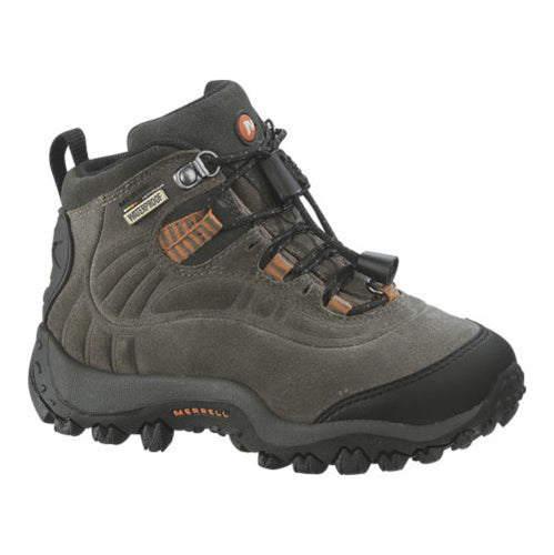 Merrell Chameleon Thermo Mid Waterproof Lace Boots Size 10 M (Toddler)