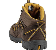 Keen Alamosa Mid Boys Brown Waterproof Leather Boots SZ 9 (Toddler)