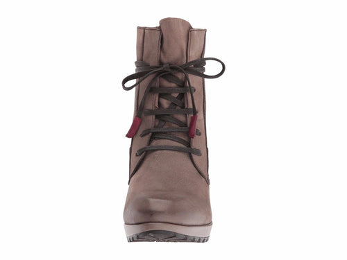 Tamaris Nomo Women's Light Brown Leather Boots
