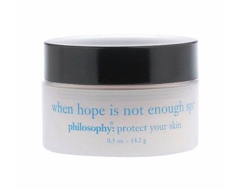 Philosophy When Hope Is Not Enough Discover Kit: Cream, Serum, Neck Cream, Etc.