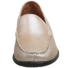 Hush Puppies Tirana Pewter Women's Leather Loafers Size 7