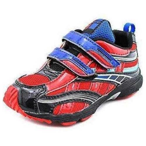 Tsukihoshi Flame Boys Blue Red Sneakers Shoes