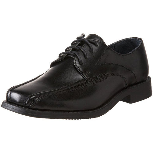 Josmo Boys Black Lace Dress Shoes