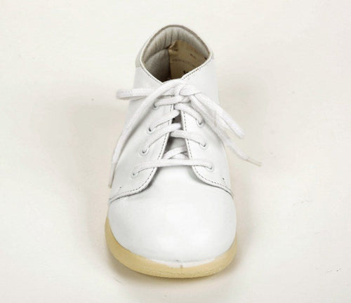 Jumping Jacks Perfection White Leather Walking Shoes Size 6