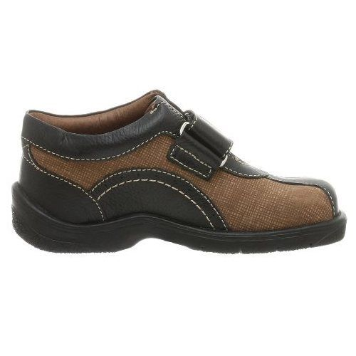 Umi Dray Boys Brown Tan Leather Oxford Shoes Size 19 EU 4 US (Infant)