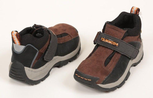 Tsukihoshi Boys Brown Athletic Shoes Size 26 EU 9 US (Toddlers)