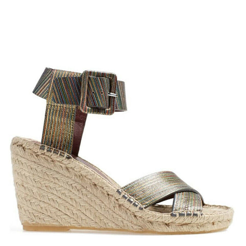 Vince 'Stefania' Women's Espadrille Wedge Sandals Size 5