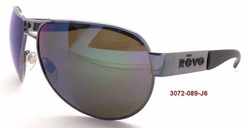 REVO 3072 Unisex Mirror Aviator Polorized Sunglasses