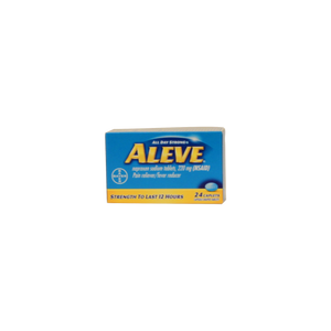 Aleve 24 Count