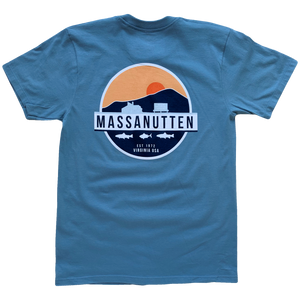 Uscape Summer Circle Shirt