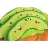 Avo-doggo Toast Plush Toy