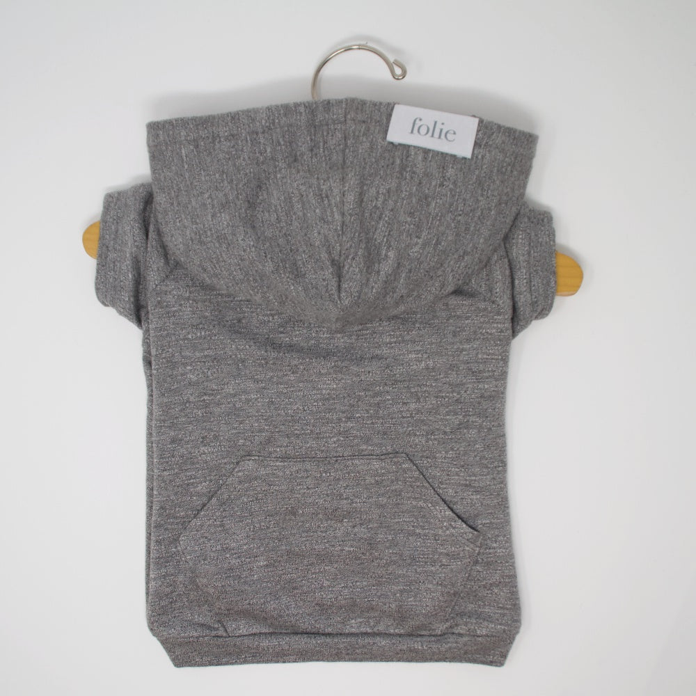 Heather Grey Sweater