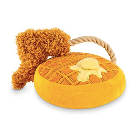 Chicken and Woofles Plush Toy