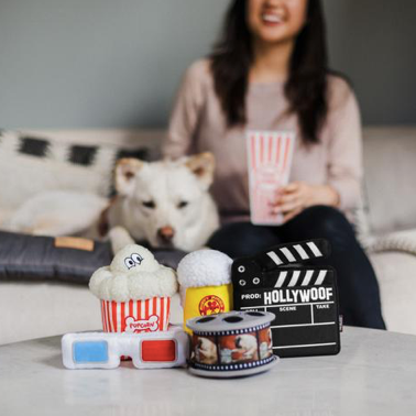 Hollywoof Cinema Collection for Pet, Flicks, and Chill 5-pc Set