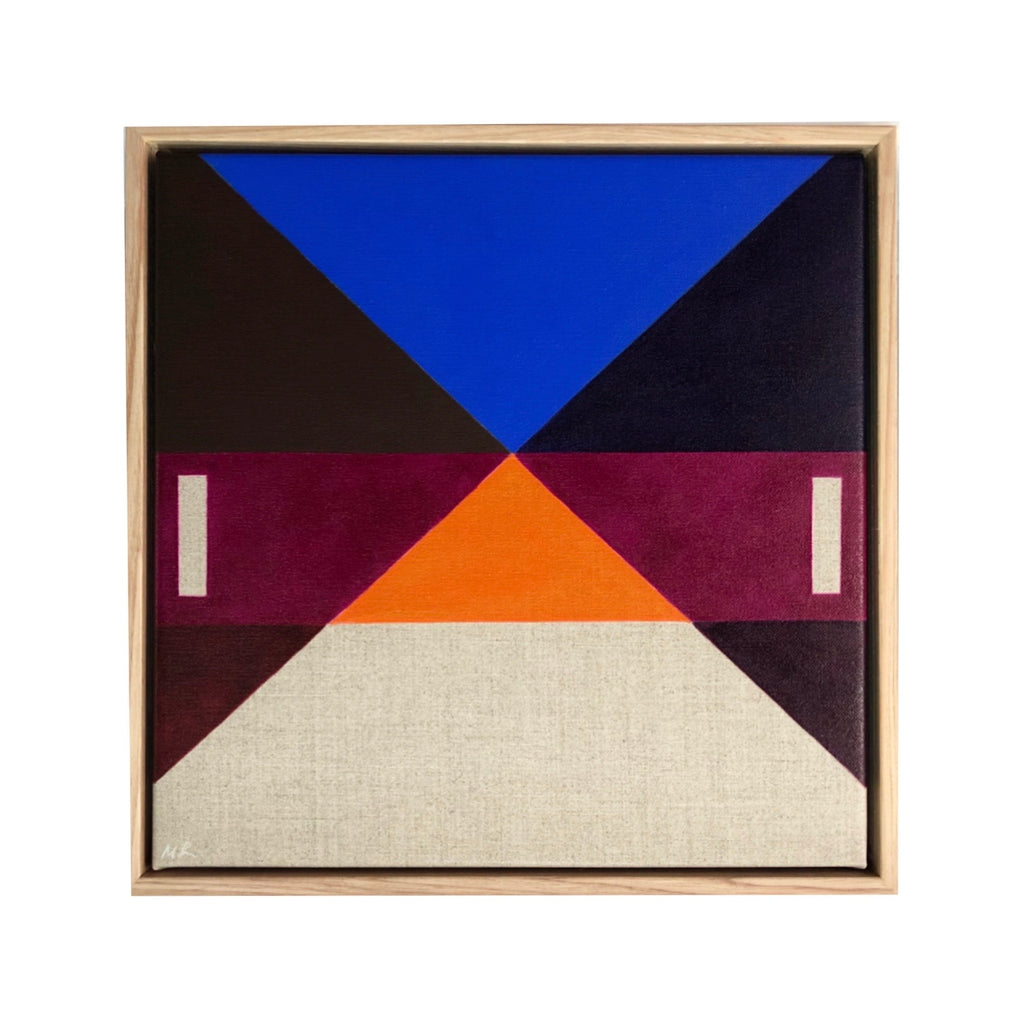 Small Geometric Paintings