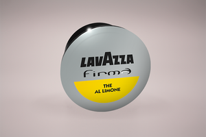 THE CITRON || CAFE LAVAZZA