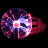 Plasma Ball Lamp