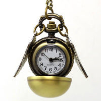 Winged Wonder Pocketwatch