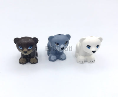 3 Little Bears Pack Animal