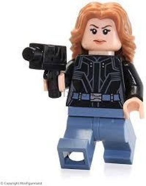 Agent 13 - Sharon Carter Minifigure