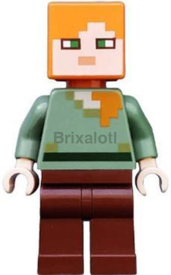 Alex Minifigure